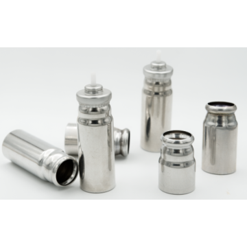 MDI canisters Plasma coated' canisters
