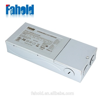 Controlador regulable montado en panel LED