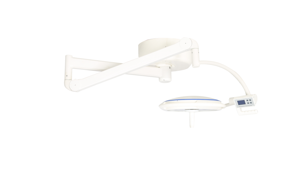 Ceilling and wall installation led surgical light