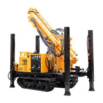 Pneumatic Rock Multi Functions Drill Rigs