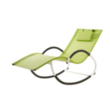 steel rocking chair G shape