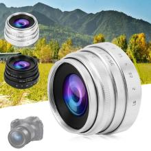 35mm F1.6 CCTV C Mount Large Aperture Lens for Sony NEX M4/3 FX lens adapter f/1.6 aperture micro single lens Camera Adapter