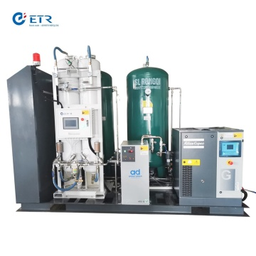 psa oxygen filling machine hot sale