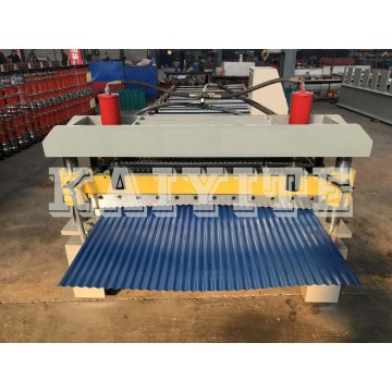 Hydraulic Corrugated Roof Rolling Forming Machine