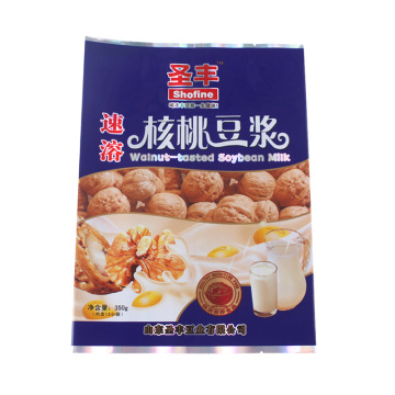 High Quality Printed Central-sealed Bag