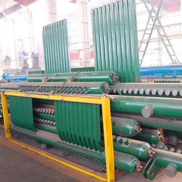 Steam Power Plant Header Tube