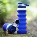 Leak Proof Silicone Water Bottle|Collapsible Water Bottle