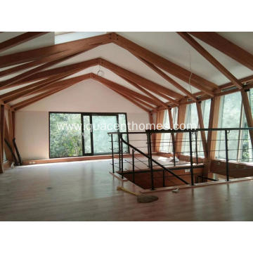 Glued Laminated Timber Structural Trusses Jointed Glulam