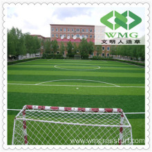 Field Green Football W Shape Monofilament Turf with Line