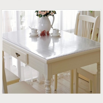 Wholesale Table Cover Clear Soft Pvc Table Cloth