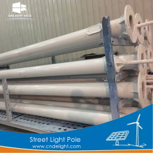 DELIGHT Aluminum Wind Solar Light Pole for Sale