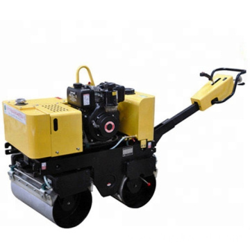 9hp Walking two-wheeled roller Asphalt pavement compactor FYL-800C