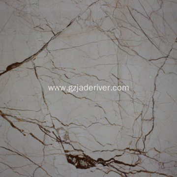 Home Gold Modern Collage Marble Craft