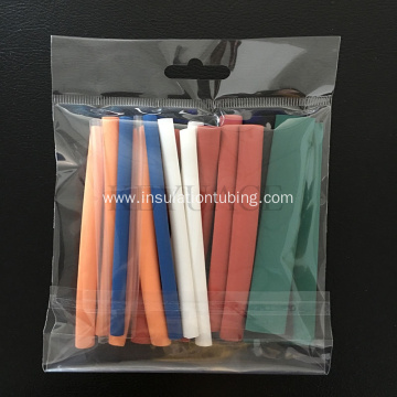 20PCS Colored Heat Shrinkable Tube