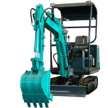 Fast delivery used mini bucket excavator  machine