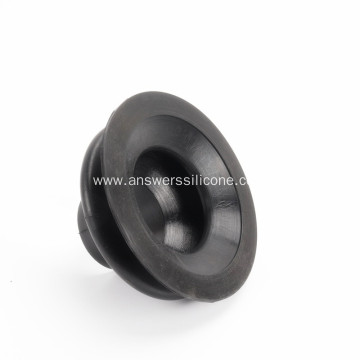 Custom Moving Components Flexible Rubber Bellows