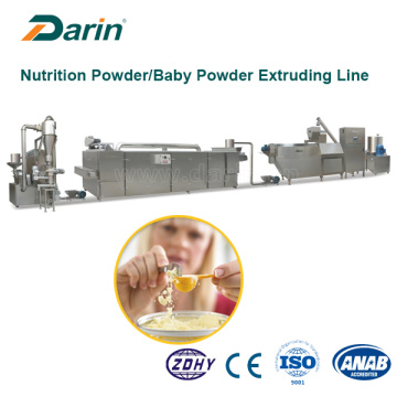 Infant Rice /Baby Rice Powder Making Machine