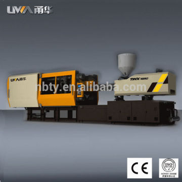 high precision horizontal plastic injection molding machine