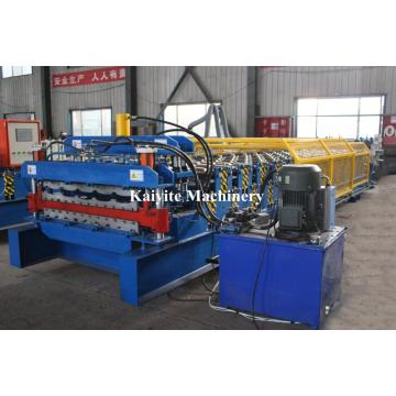 Double Layer Roofing Roll Forming Machine For Hungary