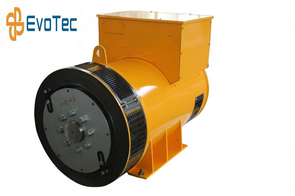 40kva Yellow Color Three-Phase synchronous Generators