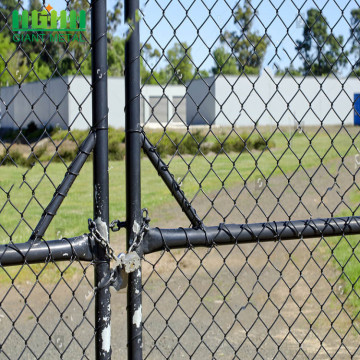Removeblae Temporary Construction Chain Link Fence