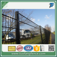 Duo6 welded high security fencing panels