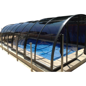 Outdoor Swimming Pool Shelter
