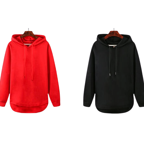 Embroidered or Printed Logo Pullover Hoodies And Sweatshirts
