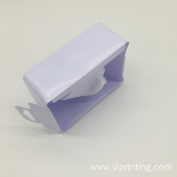 ODM Fashion high quality white Blister insert Box