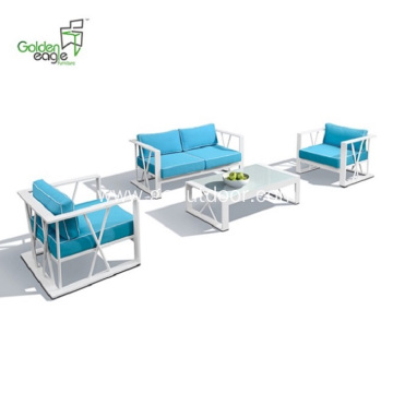 Popular aluminum patio furniture for sale