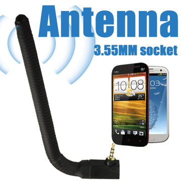 Wireless TV Sticks GPS TV Mobile Cell Phone Signal Strength Booster Antenna 6dbi 3.5mm Jack External Antenna Signal Booster