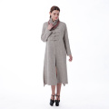 Fashion long cashmere overcoat