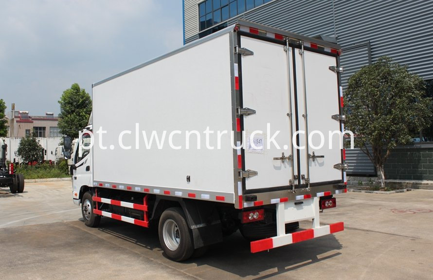 milk cooling transport truck 2