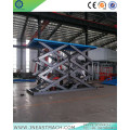 15t Good Price High Quality Stationary Scissor Lift