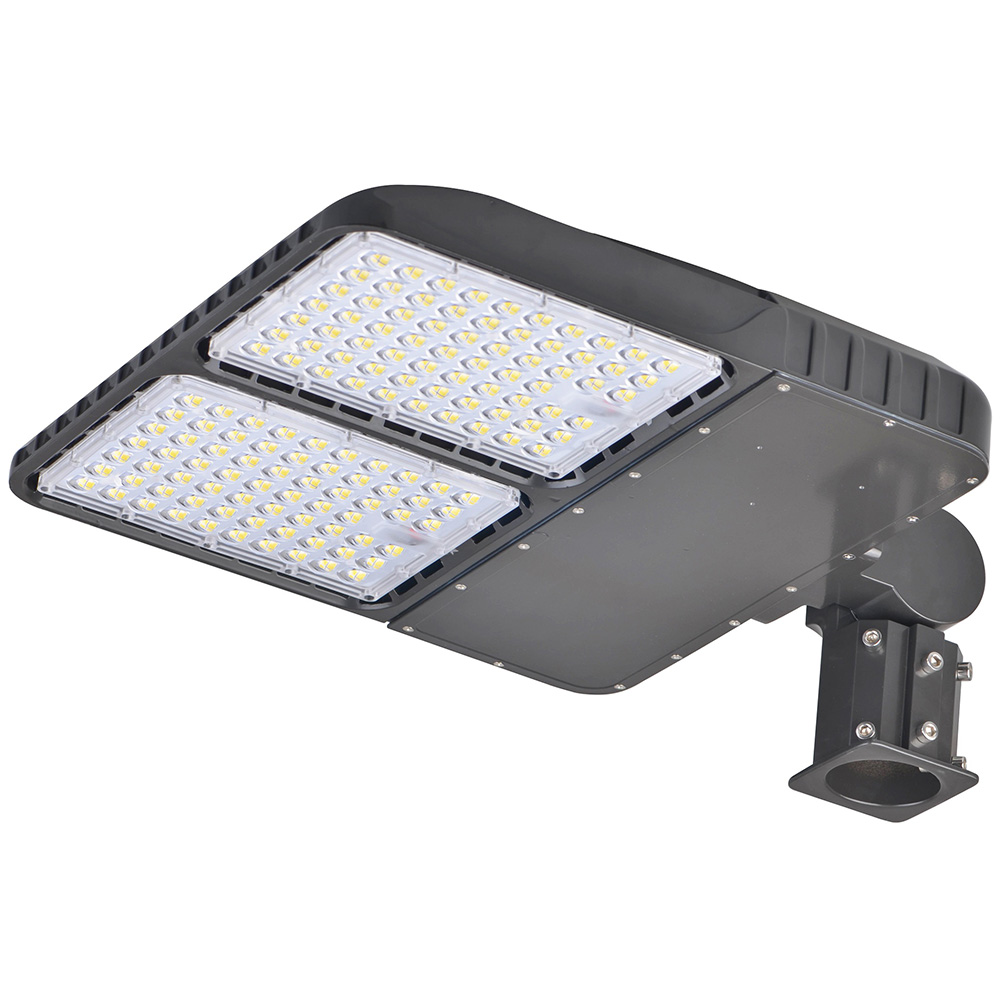 Led Shoebox Pole Light