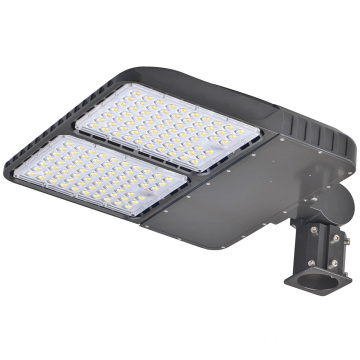 I-300 Watt iLed Parking Lot Pole Lights 39000LM