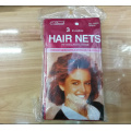 Disposable Hair Net Stockinet Nylon Polyester Mesh Cap