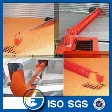Flat Bottom Silo Screw Sweep Auger