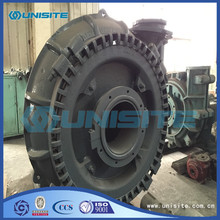 Marine steel centrifugal slurry pumps