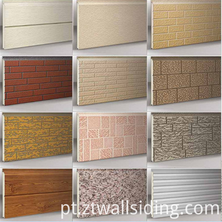 brick design extenal wall panels