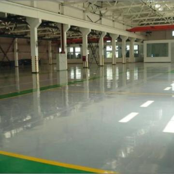 Self-Cleaning Waterborne Epoxy Coating