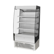 high quality fridge commercial cake refrigerator showcase