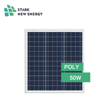 High quality small Solar Panel 24v 50w