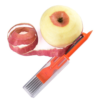 multi-function fruit apple potato peeler and cutter