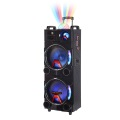Bluetooth Party Trolley Speaker With RGB Light