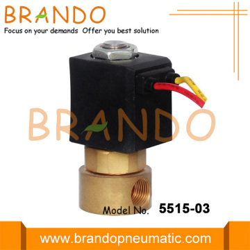NC High Temperature Small Household Appliance Solenoid Valve