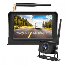 Digital Wireless Rear View Monitor Reverse Camera System