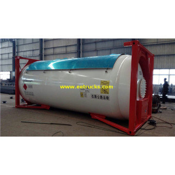 24m3 T14 LPG ISO Tank Containers