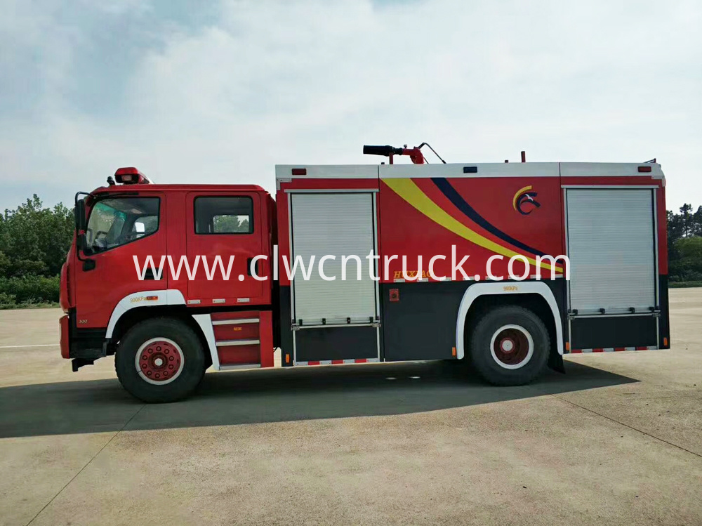 fire fighting rescue vehicles 3