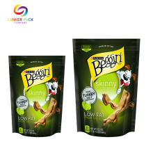Custom Laminated Plastic Stand Up Pouch For Snack